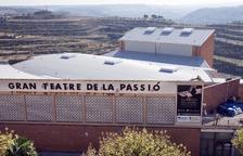 Imatge d'arxiu del Gran Teatre de la Passió de Cervera.