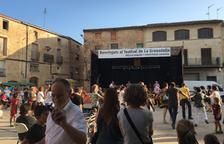 La Granadella celebra 25 anys del festival folk català