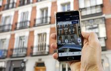 L'app BBVA Valora View supera les 100.000 descàrregues
