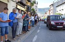 La Fira del Llibre del Pirineu d'Organyà tornarà a repetir lectura popular simultània vora la C-14.