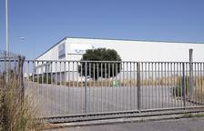 El complejo de la antigua Benetton, cerrado desde el año 2005.