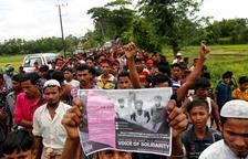 """L'ONU denuncia Birmània per """"genocidi"""" de rohingyes"""