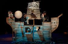 'Adiós, Peter Pan', la obra premiada en la Feria de Castilla y León.
