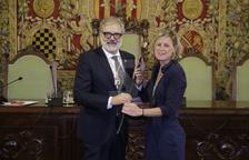 Proclamat alcalde de Lleida