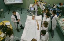 Un curso de donación y trasplante de órganos.