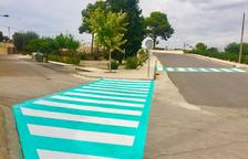 Itinerarios seguros para escolares en Almacelles