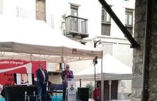 La Fira de Llibre de Organyà ensalza la literatura catalana