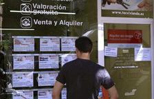 L'import de les hipoteques espanyoles ascendeix a valors del 2009.