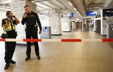 Tres heridos por arma blanca en Ámsterdam