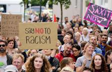 Marchas multitudinarias en Berlín contra el racismo