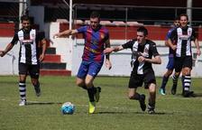 El Soses gana en Benavent en un partido igualado