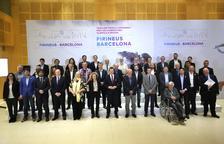 A l'abril es va reunir la taula de treball per a una candidatura olímpica a la qual hi va haver àmplia representació lleidatana.