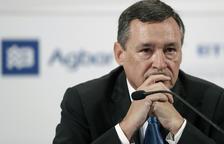El presidente ejecutivo de Agbar, Ángel Simón.
