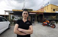 El veto a camiones en la N-240 aboca al cierre a un restaurante a pie de carretera en Tarrés