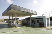 Atraquen a punta de pistola una gasolinera a Benavent de Segrià