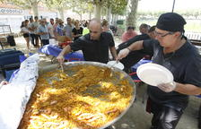 Les Borges celebra una comida popular