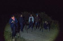 Curs de fotografia nocturna a La Seu d'Urgell.