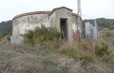 Nuevo depósito en Tarrés para garantizar el suministro de agua