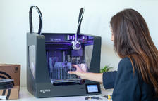 Presenten dues noves impressores 3D de nova generació