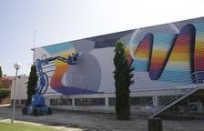 Torrefarrera ya luce nuevos grafitis en el segundo Street Art Festival