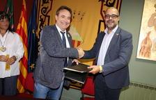 Acuerdo de colaboración entre cuerpos de seguridad en Almacelles