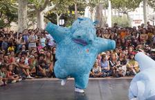Els 'Hippos' de Zum-Zum van meravellar els més petits.