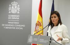 La ministra, Carmen Montón