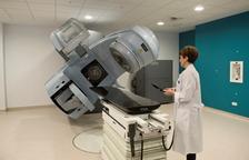 Servei de radioteràpia d'un hospital