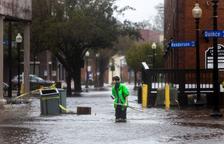 L'huracà Florence causa inundacions catastròfiques als Estats Units