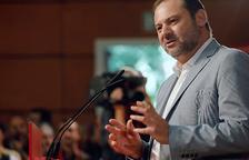 Ábalos exigeix a Rivera una disculpa per dubtar de la tesi de Sánchez