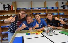 Enginyeria robòtica a les escoles