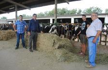 Llet Nostra tiene granjas en lista de espera y facturará 22 millones este año