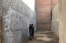 Aitona conecta el centro histórico y suprime trabas arquitectónicas