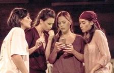 Cametes Teatre presenta 'Mireta tancada' avui a Fondarella