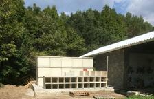 Vilaller amplia el cementiriamb 15 nínxols i 40 columbaris