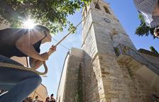 Vilagrassa impulsa un jardín botánico dedicado al almendro