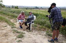 Jesús Calleja aterriza en Salàs de Pallars