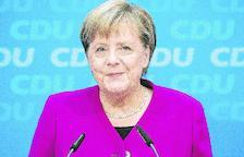 Merkel se disculpa por la gestión del escándalo del exjefe de espías