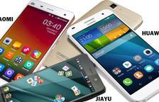 Mòbils 'low cost'