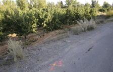 Mor un veí de Torres de Segre de 75 anys al bolcar amb el tractor