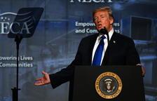 Acusen Trump de frau al fisc en l'herència paterna