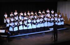 Concierto multitudinario de la Escolanía de Montserrat en Ivars