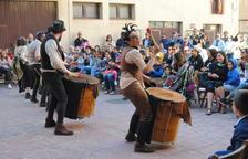 Música, fruita i tradicions a la Fira de la Poma i Templers de Barbens