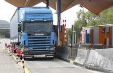 La desviació de camions es va fer efectiva el 2 de setembre.