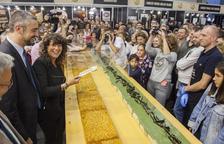 Agramunt tanca la Fira del Torró amb prop de 80.000 visitants i un 20% més de vendes