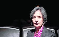 Arantxa Aguirre, directora del documental 'El amor y la muerte'.