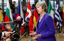 Los 27 estarían abiertos a ampliar la transición del Brexit si lo pide May