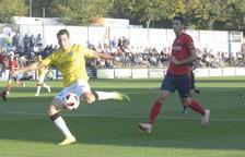 El Lleida aconsegueix a Olot la seua primera victòria fora de casa