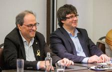 El Consell de la República se presenta el 30 de octubre en el Palau de la Generalitat