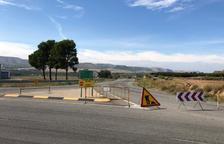 Inversió d'1,3 milions per a 12 km de calçada entre Fraga a Saidí